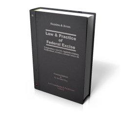 LAW& PRACTICE OF FEDERAL EXCISE                  ( WITH UPDATING SERVICE )