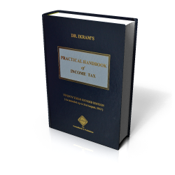 PRACTICAL HANDBOOK OF INCOME TAX